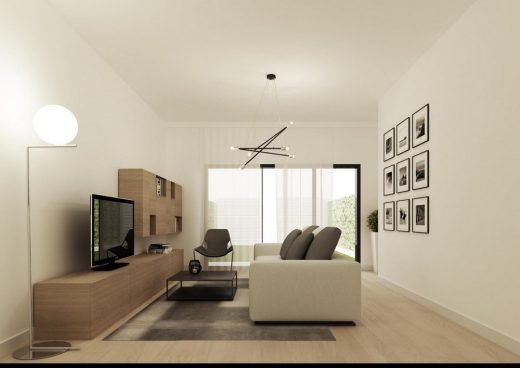 New Housing in Italy design by LAD, Architects