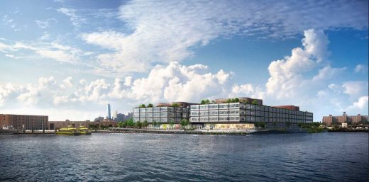 Red Hook Complex in Brooklyn by Foster + Partners