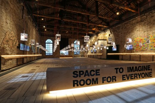 Singapore Pavilion for Venice Biennale 2016