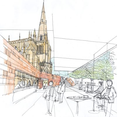 St Mary Redcliffe Architecture Competition Winner