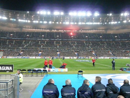 Stade de France in Paris Euro 2016 Stadium
