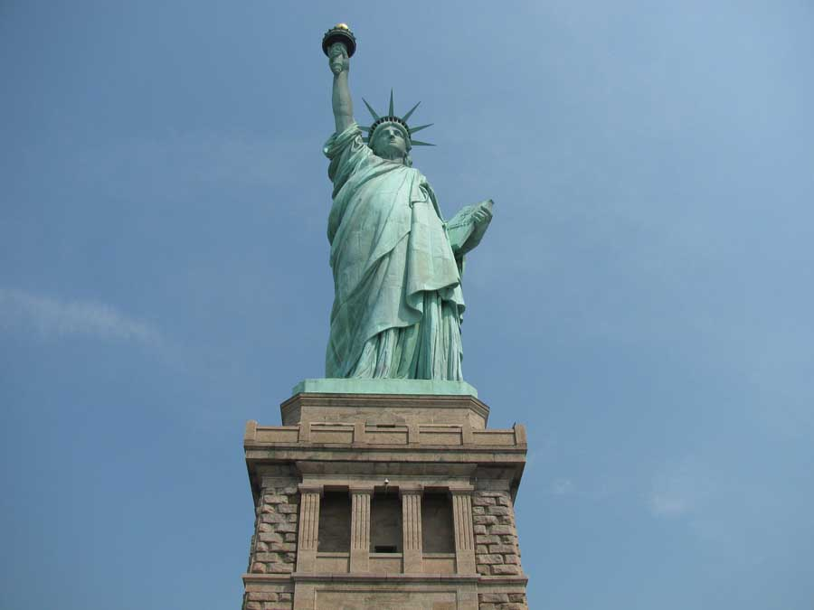 Architectural Short Write: Statue of Liberty