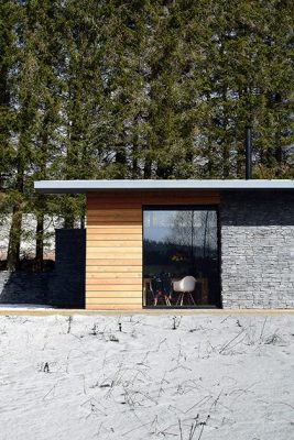 Strathdon House design by Brown + Brown