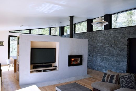 New House in the Cairngorm National Park