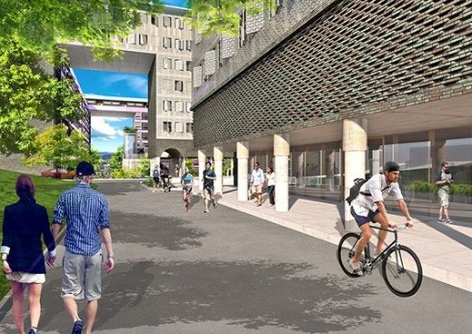 Student Residences at St Lucia Campus - Brisbane Architecture News