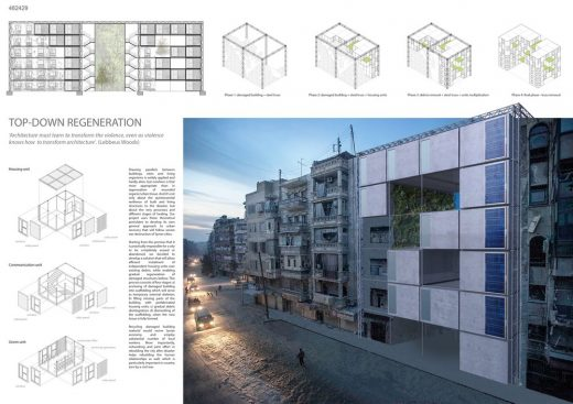Syria: Post-War Housing Competition Honorable Mention