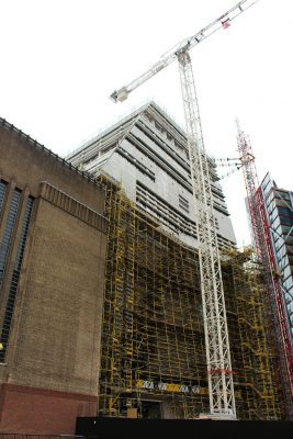 The Tate Modern Project