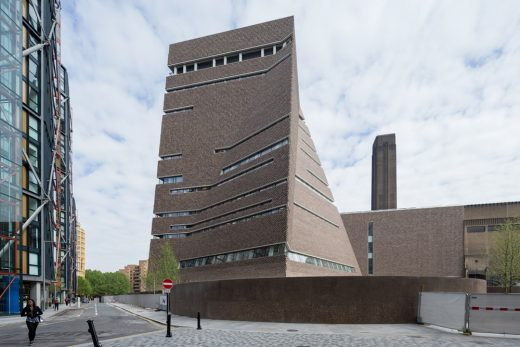 New Tate Modern London Extension - a RIBA Awards Winner in 2017 for London