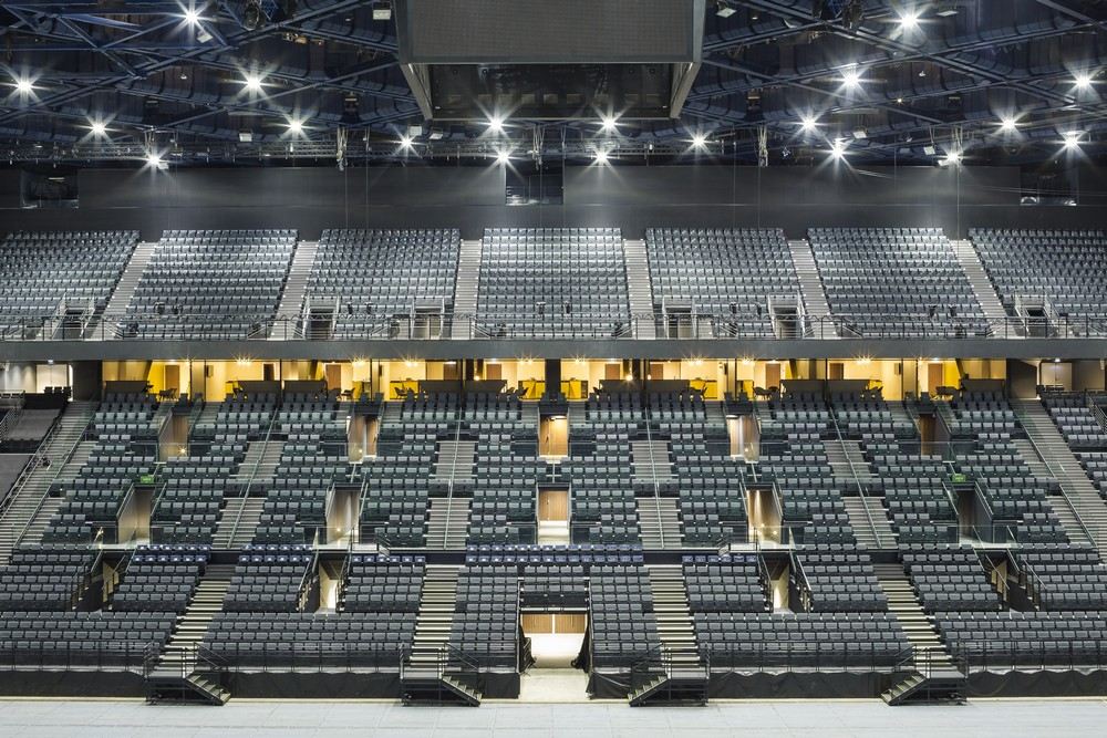 The Accorhotels Arena 9 E Architect