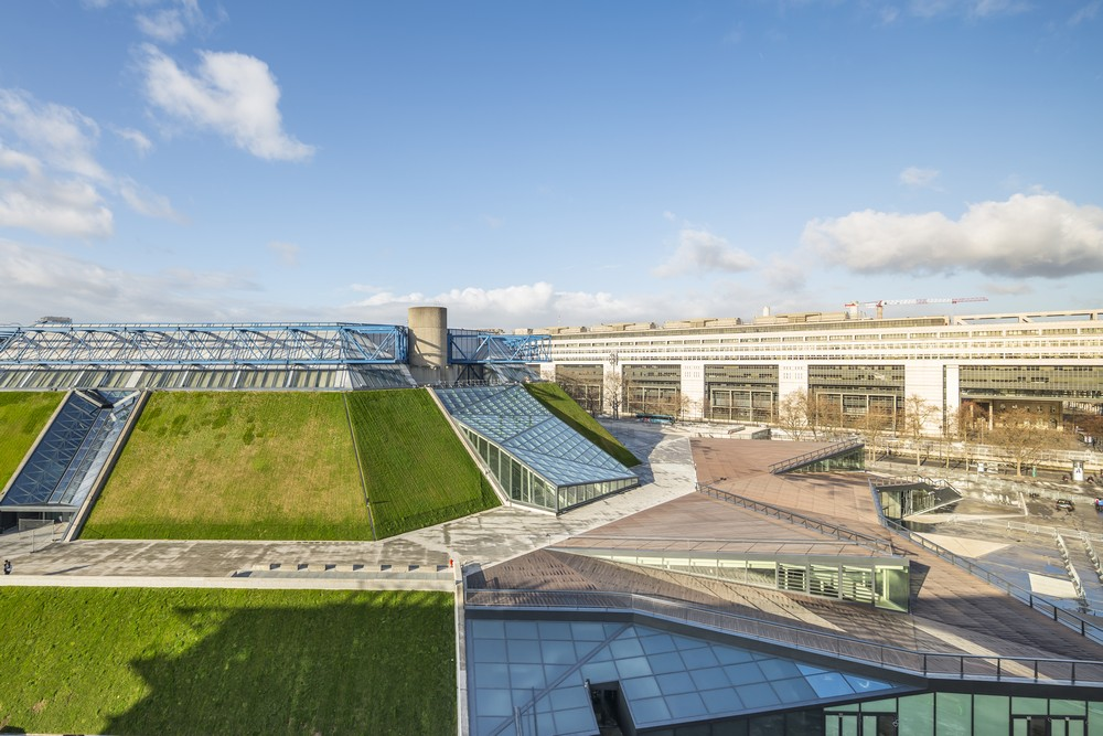 The accorhotels arena 1 e architect for Design hotels arena