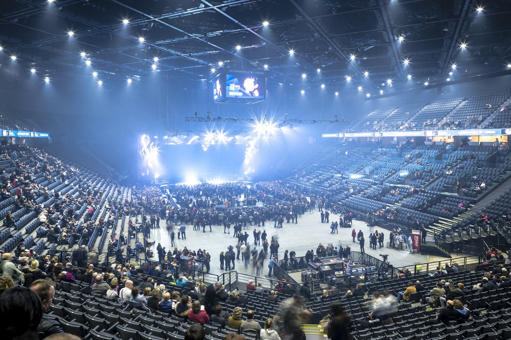 The Accorhotels Arena 14 E Architect