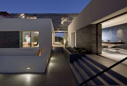 Contemporary house in Nevada