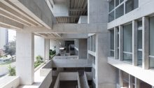 UTEC Campus by Grafton Architects