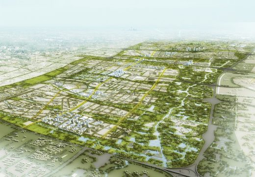 Zhangjiang Science and Technology City in Pudong
