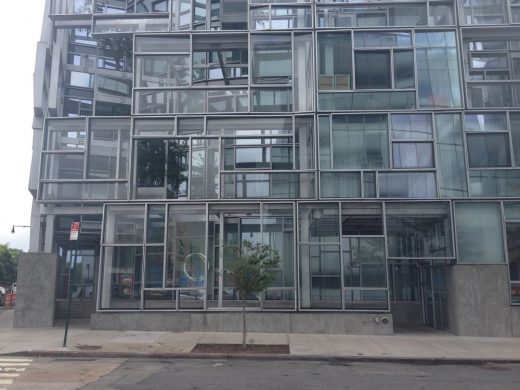100 11th Avenue by Jean Nouvel in New York
