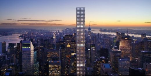 432 Park Avenue Tower in New York City