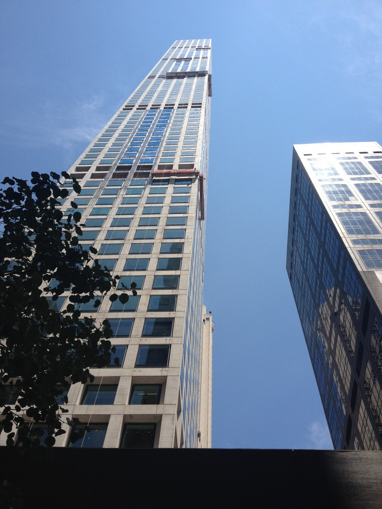 432 Park Avenue Tower in New York - e-architect