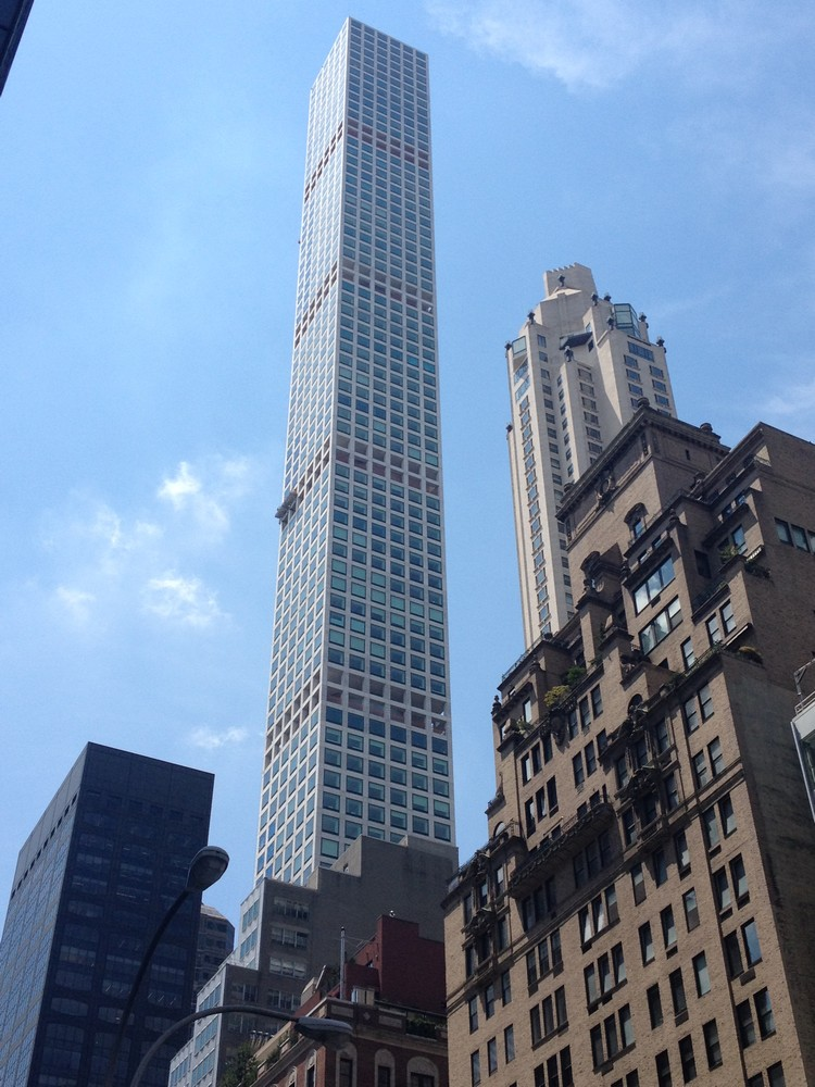 New Tall Apartment Building Nyc