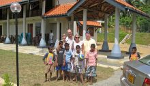 Architecture for Humanity project in Sri Lanka