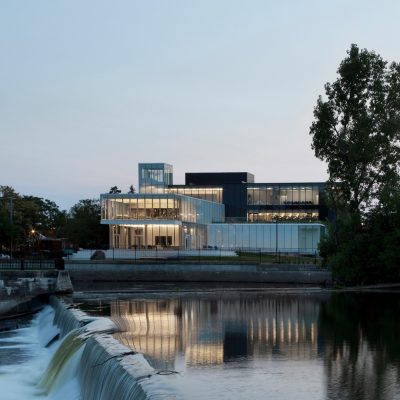 Art Museum in Joliette Building