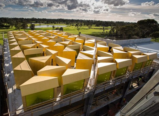 Australian Islamic Centre building by Glenn Murcutt Architect