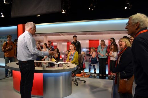 BBC Bristol Doors Open Day 2016 Weekend