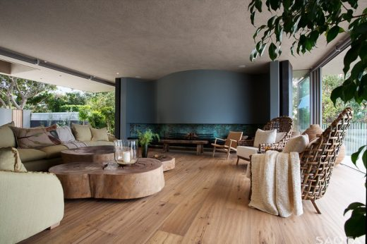 Beachyhead by Plettenberg Bay house