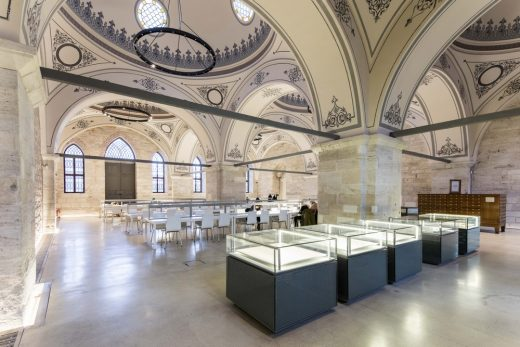 Beyazit Public Library - Istanbul architecture news