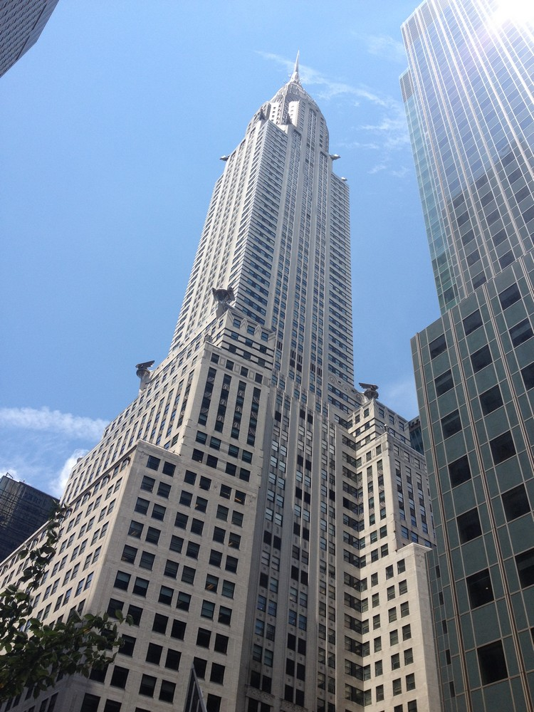 Building A Basic Wardrobe V5 0 Malefashionadvice: Chrysler Building New York: Manhattan Skyscraper