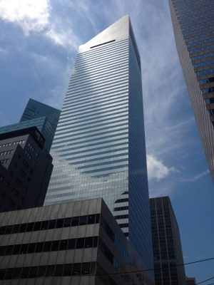 Citigroup Center Building New York