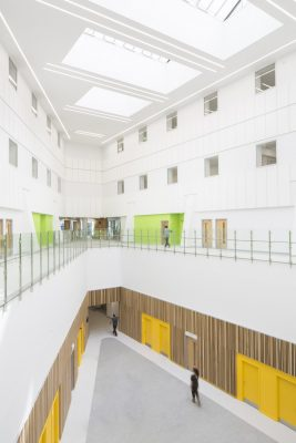 Clatterbridge Cancer Centre in Liverpool, NHS Building