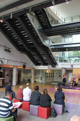 Colston Hall Bristol Doors Open Day 2016 Weekend