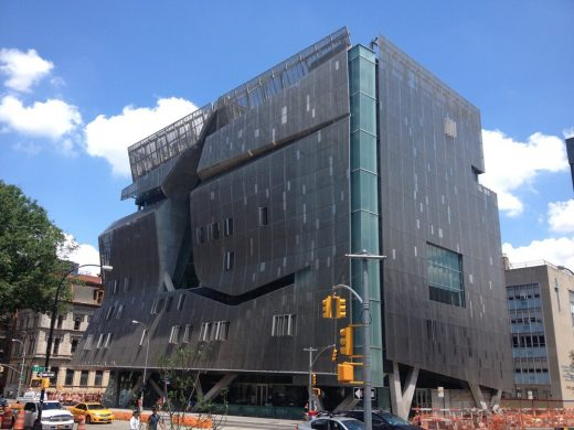 Cooper Union Building New York