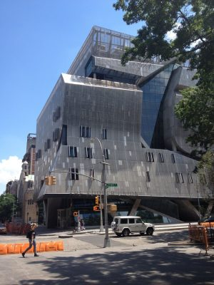 Cooper Union Building New York City