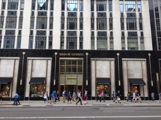 Fifth Avenue Shops New York