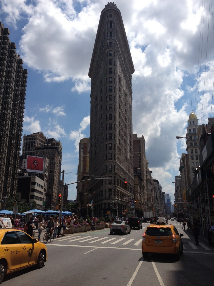Flatiron Building New York Daniel Burnham E Architect