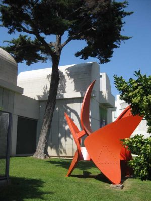 Joan Miro Foundation Barcelona building