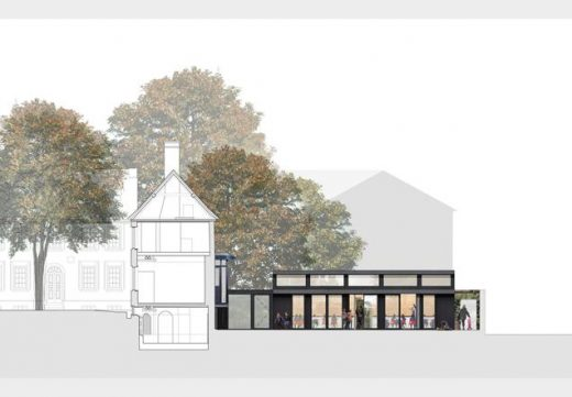East London Museum Building design