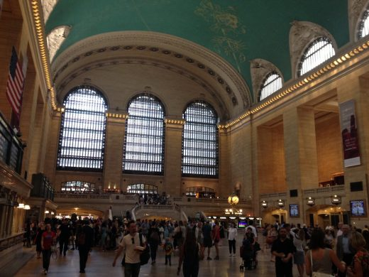 Grand Central New York hall