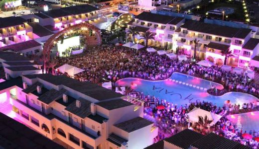 Hotel Ushuaïa Ibiza Balearic Islands Beach Accommodation