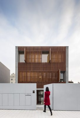 Reconstructed Residence in Porto