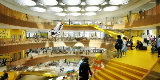 LEGO Office Complex