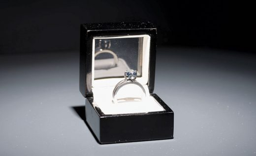 Luis Barragán diamond ring