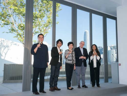 M+ Pavilion West Kowloon Ceremony
