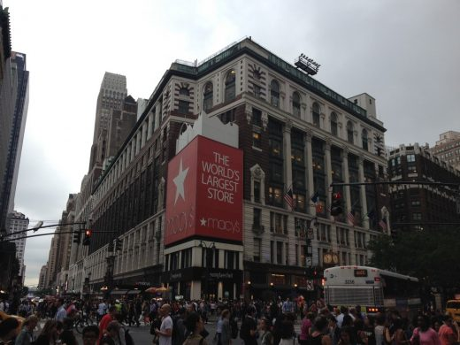 Macy's Herald Square building