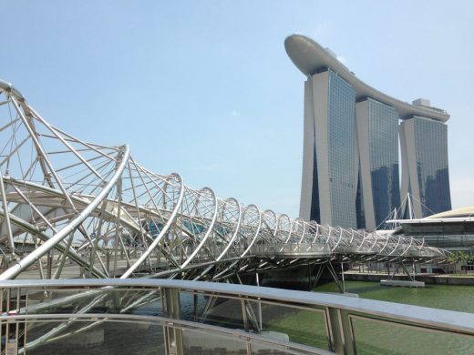 Marina Bay Sands Singapore Building