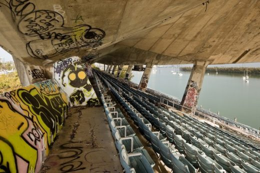 Miami Marine Stadium Building