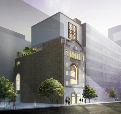 Midtown Synagogue by Studio ST Architects