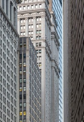 New York architecture photo by Simon Garcia