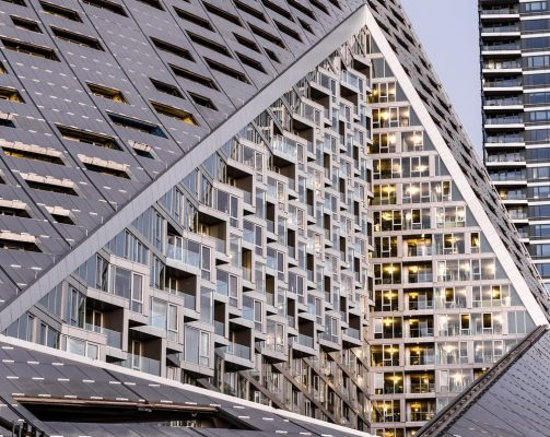 New York building by Bjarke Ingels